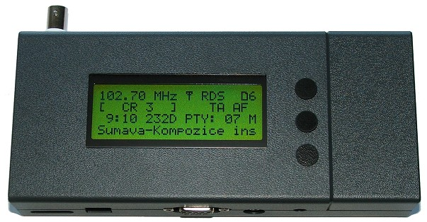 Pira P175 broadcast analyser