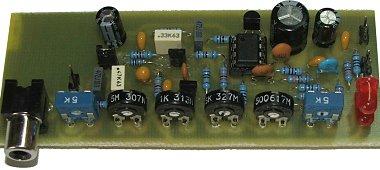 Pira CZ Compressor/Limiter/Clipper for FM broadcasting