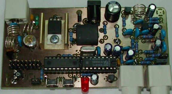 part ic diagram 5w pll fm transmitter  5w pll fm transmitter